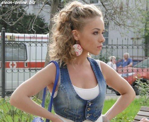 Красотка Светлана из нового сериала на СТС Отель Элеон