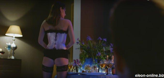 Диана Пожарская в нижнем белье