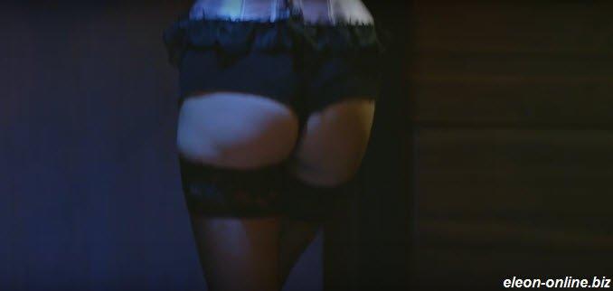 Красивая попка Даши из сериала Отель Элеон